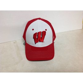Wisconsin Badgers Bleacher ZWool Fitted Hat Youth