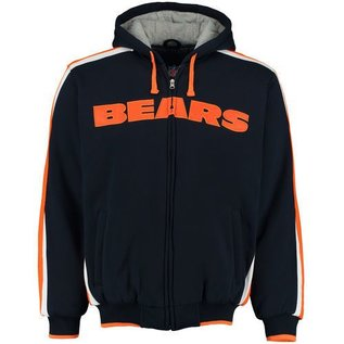 Chicago Bears Mens Chop Block Jacket