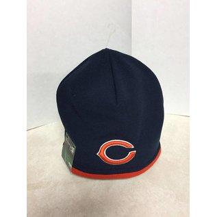 Chicago Bears Nylon Tech Knit Beanie Hat