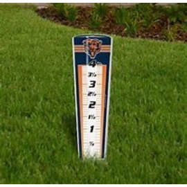 Chicago Bears Rain Gauge