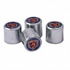 Chicago Bears Valve Stem Caps