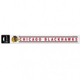 Chicago Blackhawks 2x17 perfect cut decal