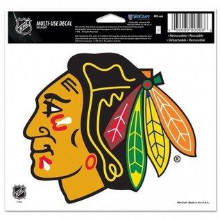 Chicago Blackhawks Multi-use 3x4 decal