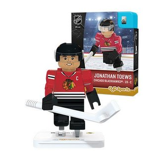 Chicago Blackhawks Toews Oyo Figure