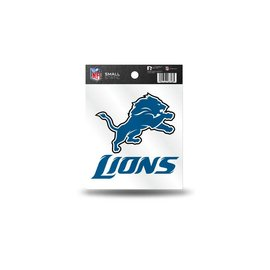 Detroit Lions small static cling