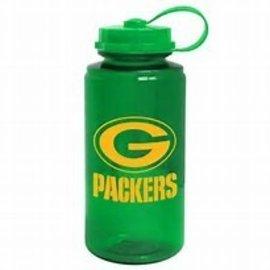 Green Bay Packers 32oz Cap Water Bottle - green