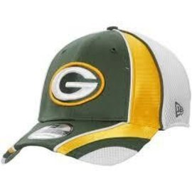 Green Bay Packers 39-30 Speed Stretch Hat