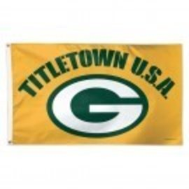 Green Bay Packers 3x5 flag - Titletown USA