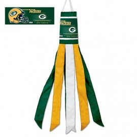 """Green Bay Packers 57"""" Windsock"""