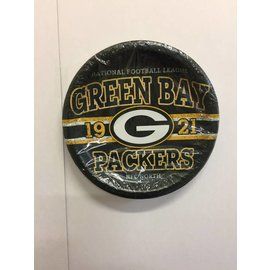 Green Bay Packers 8 Pack Paper Plates
