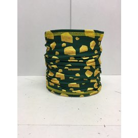 Green Bay Packers Bandana Multifuctional With Cheese Wedges