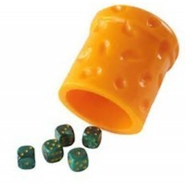 Green Bay Packers Cheese Dice Cup