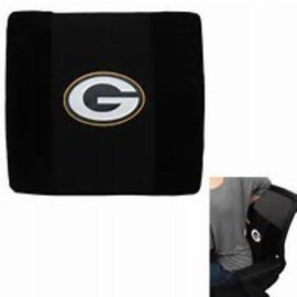 Green Bay Packers Lumbar Seat Cushion