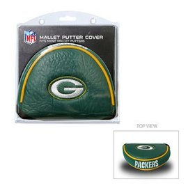 Green Bay Packers Mallet Putter Cover