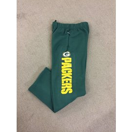 Green Bay Packers Men's Just Getting Started Green Sweatpant