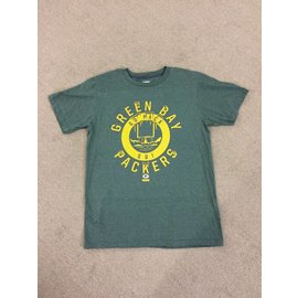Green Bay Packers Men's Keep Score Short Sleeve Tee