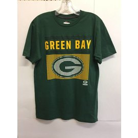 Green Bay Packers Men's Winners Glory Short Sleeve Tee