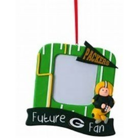 Green Bay Packers Photo Frame Ornament