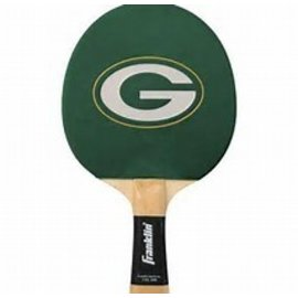 Green Bay Packers Ping Pong Paddle