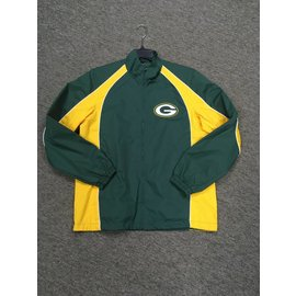 Green Bay Packers Triple Crown Lightweight Jacket