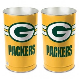 High Quality Green Bay Packers Wastebasket