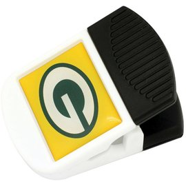 Green Bay Packers White Chip Clip