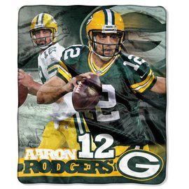 Green Bay Packers Aaron Rodgers Silk Touch Throw