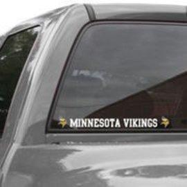 Minnesota Vikings 2x15 Decal