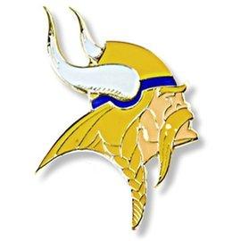 Minnesota Vikings Head Pin