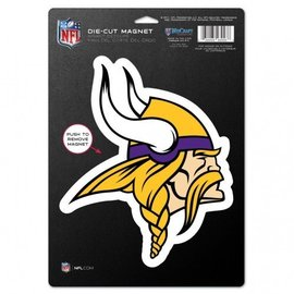 Minnesota Vikings Magnet - Viking Head