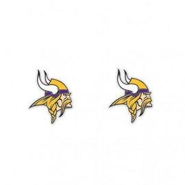 Minnesota Vikings post earrings - Vikings head