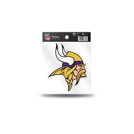 Minnesota Vikings small static cling