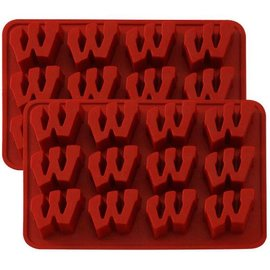 Wisconsin Badgers Ice Cube Tray