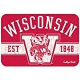 Wisconsin Badgers Welcome Mat