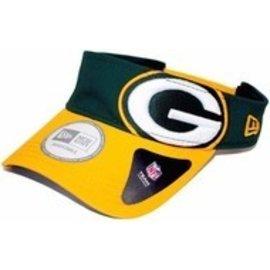 Green Bay Packers Double Tone Crop Visor