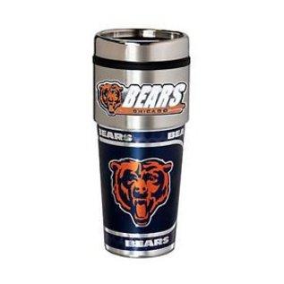 Chicago Bears 18 oz MVP Travel Tumbler