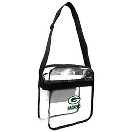 Green Bay Packers Clear Cross Body Carry All