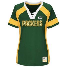 Green Bay Packers Women's Draft Me Short Sleeve Tee