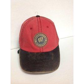 Wisconsin Badgers Homestead Adjustable Hat