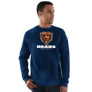 Chicago Bears  Men's Critical Victory III Sweatshirt
