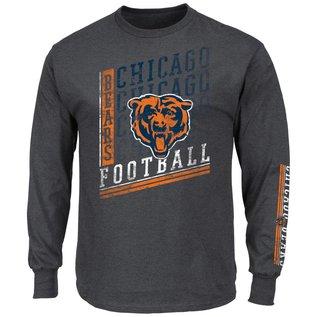 Chicago Bears Men's Dual Threat Long Sleeve Tee