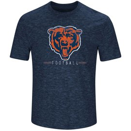 Chicago Bears Men's Hyper Stack Short Sleeve Tee