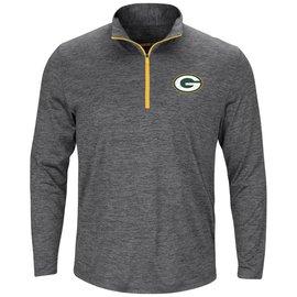 Green Bay Packers Men's Intimidating 1/4 Zip