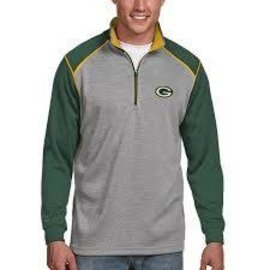 Green Bay Packers Automatic Men's 1/4 Zip