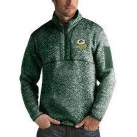 Green Bay Packers Men's Fortune 1/4 Zip
