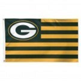 Green Bay Packers Americana 3x5 Flag