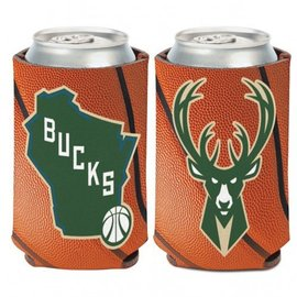 Milwaukee Bucks Can Cooler