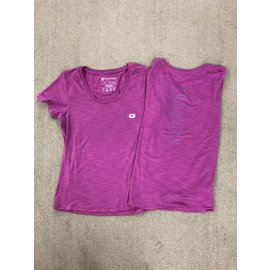 '47 Brand Green Bay Packers Women's Forward Microlite Shade Short Sleeve Tee