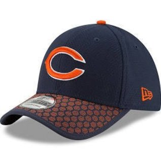 Chicago Bears 39-30 2017 Onfield Sideline Hat