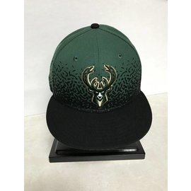 Milwaukee Bucks 9-50 Speckle Rise Flatbill Hat